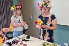 School-Holiday-Program-Make-your-own-flower-Crown-in-Moranbah-April-2021-4