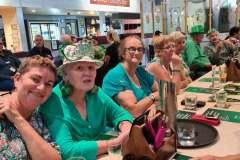 Seniors Connect Saint Patricks Day
